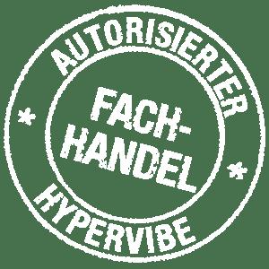 Autorisierter Fachhandel Hypervibe Weiss